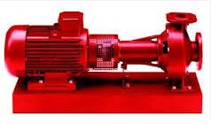 Máy bơm nước công nghiệp cứu hỏa Saer NCB40