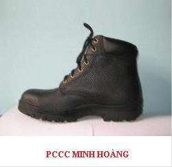 Giày bảo hộ lao động cao cổ hiệu ABC