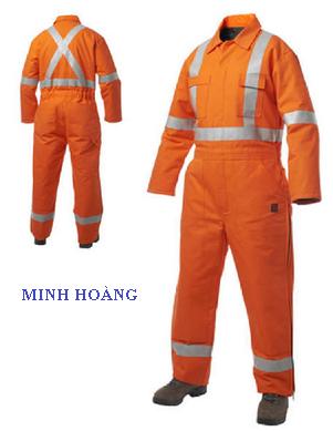 Quần áo bảo hộ lao động No 3