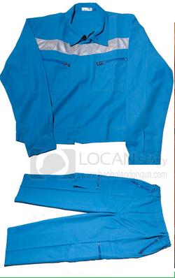 Quần áo bảo hộ lao động No 4