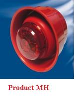 Còi đèn báo cháy kết hợp 3000/SSR/LED/RED