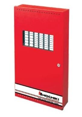 Tủ điều khiển báo cháy trung tâm HOCHIKI HCP-1008E (24 ZONE)