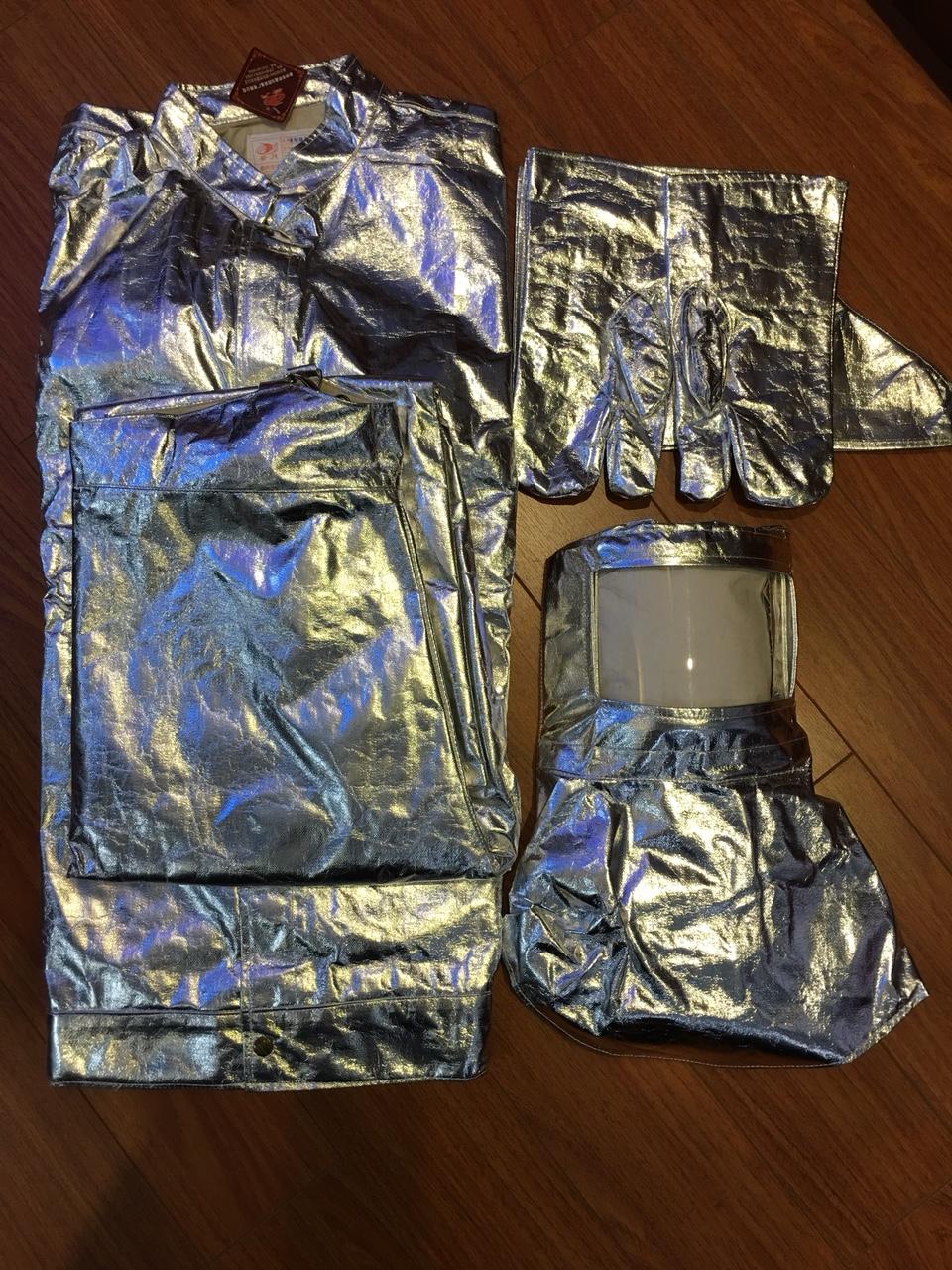 Quần áo chống cháy Amiang