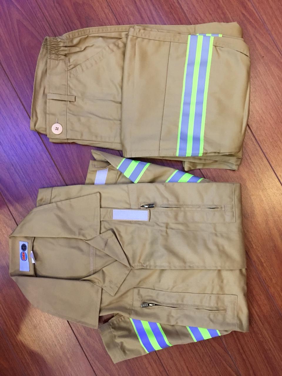 Quần áo theo TT48